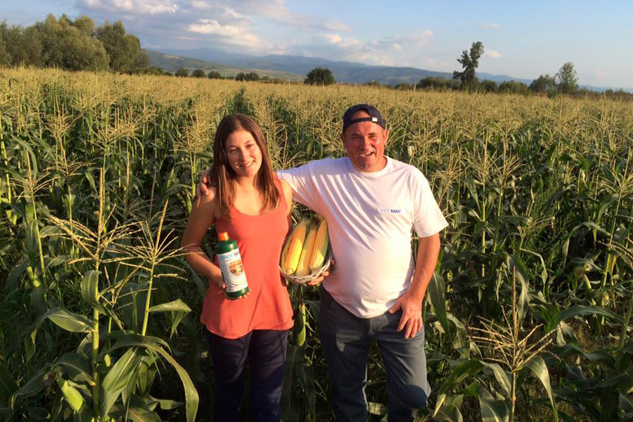 CropMax results in Corn